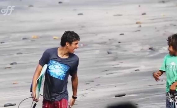 サーフムービー:Brazilian Storm – Filipe Toledo フィリッペトレード