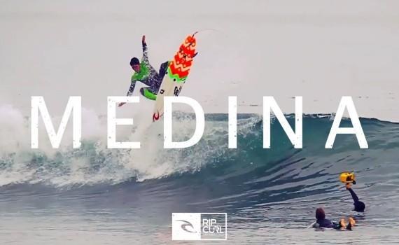 サーフムービー:Gabriel Medina Part 1 Lowers freesurfing ガブリエルメディーナ