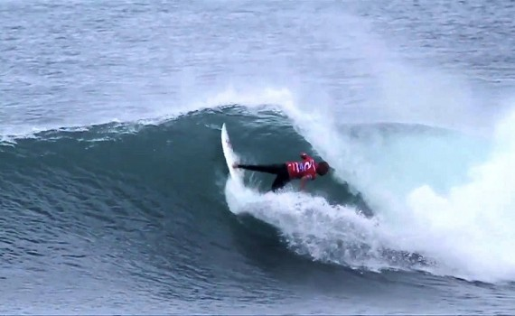 サーフムービー:KELLY SLATER MICK FANNING SEARCH FOR THE PERFECT FINAL Rip Curl Pro 2012