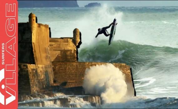 サーフムービー:Day In Day Out | Surf Training Session | Federico Moraïs