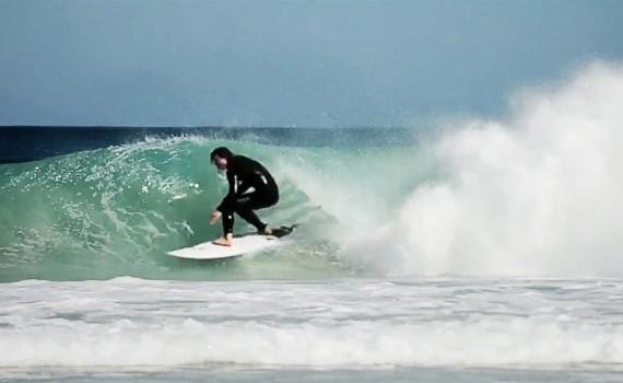 サーフムービー:Domke Surfs Australia | SURF | Brad Domke