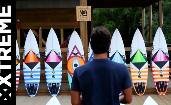 サーフムービー:Shaping Medina   Short Surfing Documentary