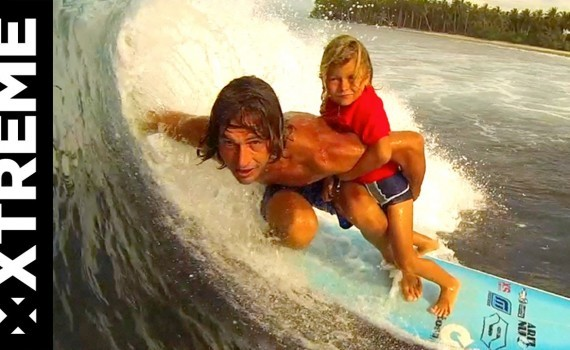 "サーフムービー:""Surf Is Life 3″ FREE SURF FILM by Fred Compagnon"