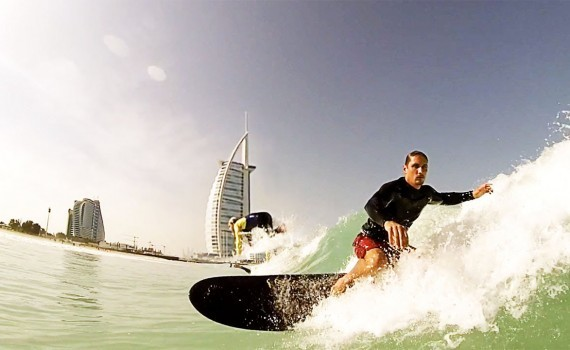 サーフムービー:UAE January 2015 | SURF | Abdel Elecho Films
