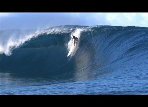 サーフムービー:BEST BARRELS TEAHUPOO BILLABONG PRO TAHITI 2011