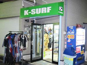 k-surf