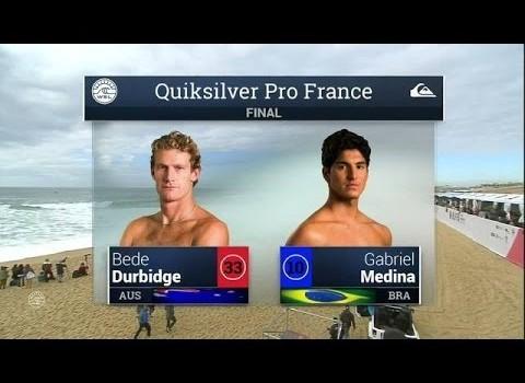 サーフムービー:2015 Quik Pro France: Final Recap