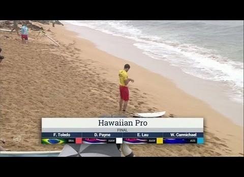 サーフムービー:2015 Hawaiian Pro: Final Recap