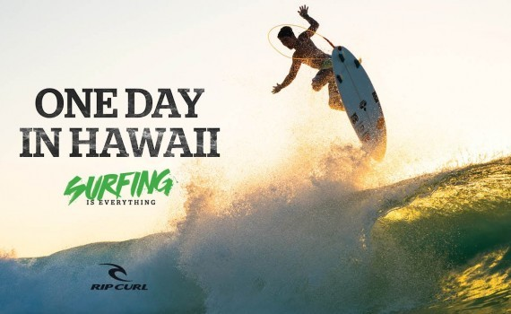 サーフムービー:One day in Hawaii – Mirage Boardshorts