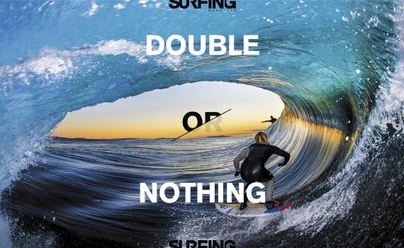 サーフムービー:Double or Nothing | Surfing