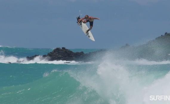 サーフムービー:Page One: John Florence | Surfing