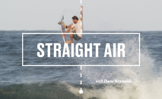 サーフムービー:SESSION NOTES: Dane Reynolds