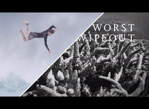 サーフムービー:Surfer Poll 2015 – Worst Wipeout – Vote Now