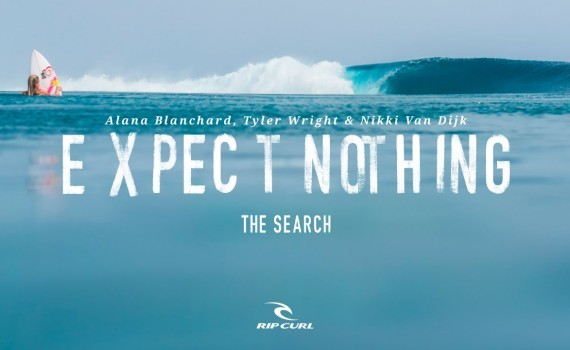 サーフムービー:Expect Nothing | The Search