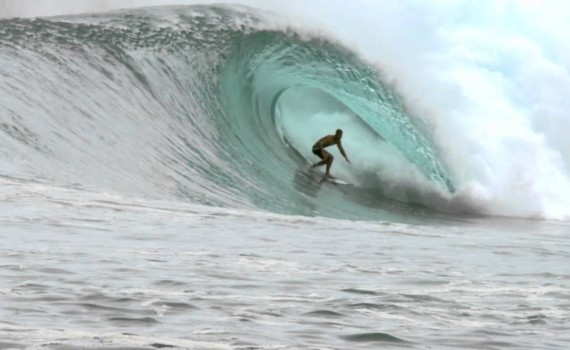 サーフムービー:Indonesias best wave
