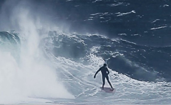 サーフムービー:Facing Fear | Big Wave SURFING | Mullagmore, Ireland