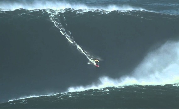 サーフムービー:BIGGEST WAVE EVER SURFED – Full Video Clip
