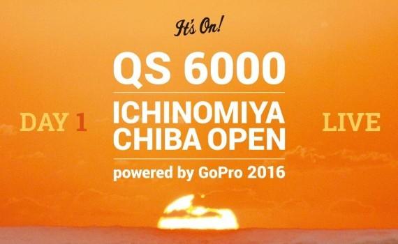 QS6000 ICHINOMIYA CHIBA OPEN DAY1フルムービー&ハイライトムービー