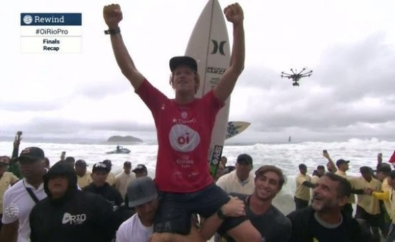 サーフムービー:WSL Post Show: Florence Triumphs at Rio