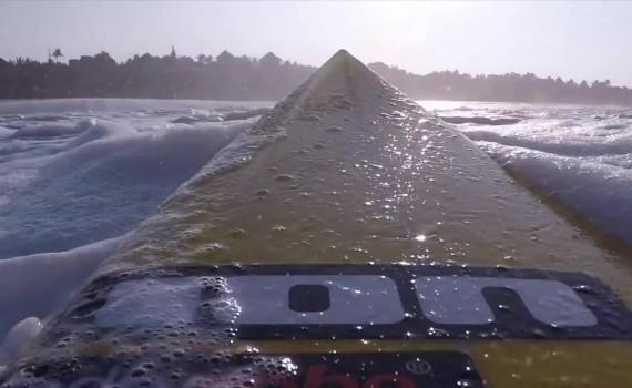 サーフムービー:How not to surf Puerto Escondido