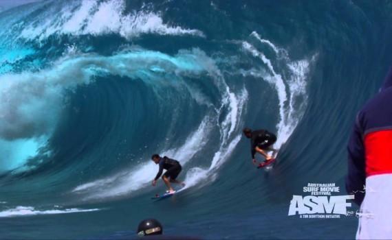サーフムービー:surf movie on the big screen