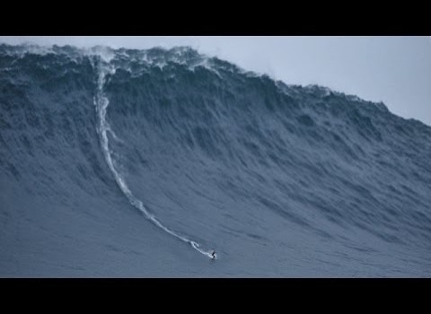 サーフムービー:WORLDS BIGGEST WAVES EVER SURFED!