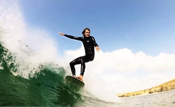 サーフムービー:Fine Company   SURF Short Film   Mikey Lay & Mitch Surman