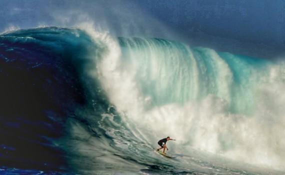 サーフムービー:JAWS | Welcome to the thunderdome | by Peahi Surf Media