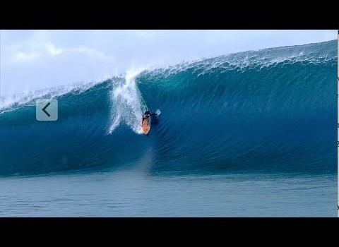 サーフムービー:RoughCuts Offcut – Frothers First Trip to Teahupoo