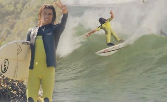 サーフムービー:#BePresent Acte 4 | SURF Series | NOUVELLE