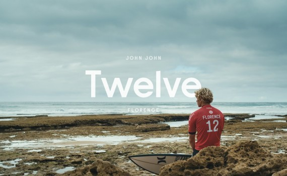 "サーフムービー:Episode 1 of 7 | Hurley Presents ""Twelve"": A New Series From John John Florence"