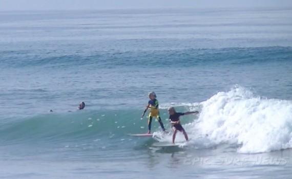 サーフムービー:Hurley Pro Free Surf 2016