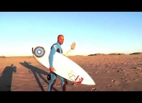 サーフムービー:Kelly slater at California