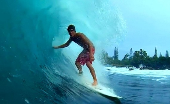 サーフムービー:Surfing Hawaii – Couleurs of Maui