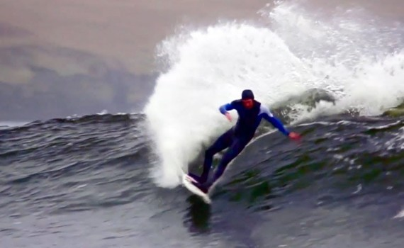 サーフムービー:Thurso & Beyond – Surfing Trip with David O'Donnell