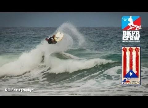 サーフムービー: DK Wars Puerto Rico