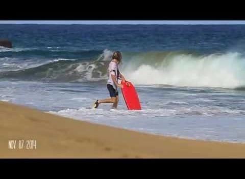 サーフムービー:Jared houston /bodyboard 2016 HD