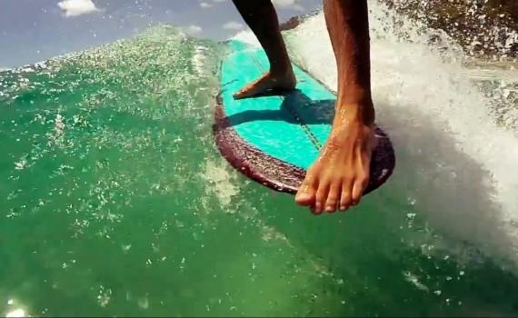 サーフムービー:Noosaradise Surf Trip – Antoine & Edouard Delpero – Noosa Heads
