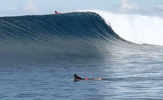 サーフムービー:Surfing Mentawai with The Perfect Wave – 2014 recap by Andy Potts