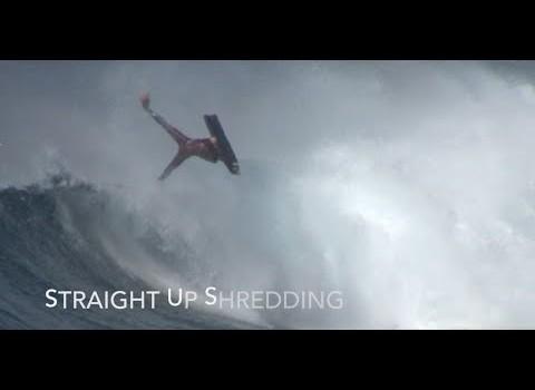 サーフムービー:Tristan Roberts, straight up shredding