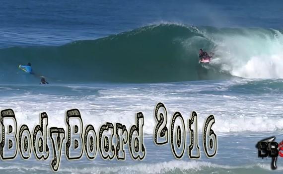 サーフムービー:Bodyboard praia brava de Arraial e Cabo Frio