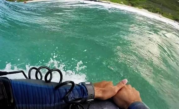サーフムービー:Makapu'u Bodyboarding