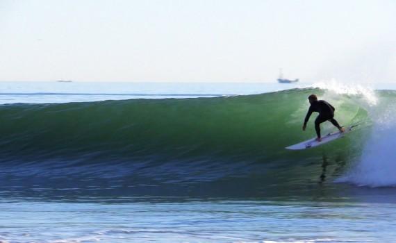 サーフムービー:Our Winter Narrative カリフォルニアサーフィン