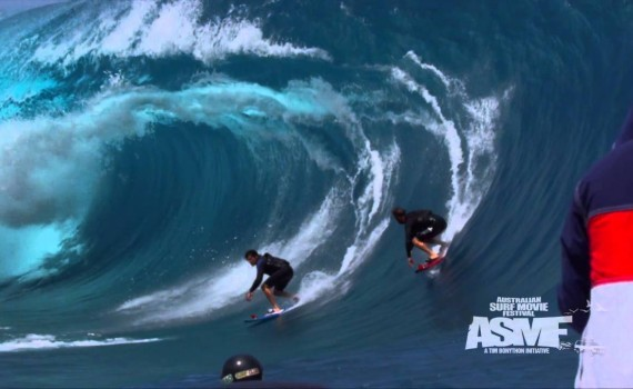 サーフムービー:surf movie on the big screen