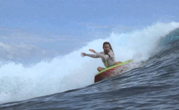 サーフムービー:The best of Dave Hubbard – Drop Knee and Stand up Bodyboarding