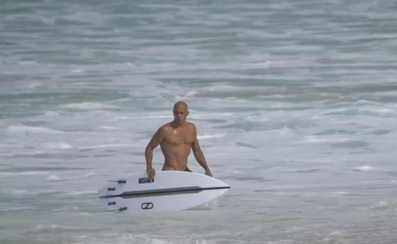 44歳 ケリースレーターのライディング映像