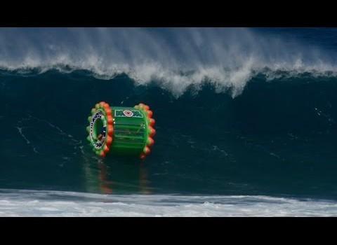 サーフムービー:いろんなボード、珍しいボードでサーフィン