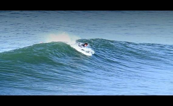 アイルランドでサーフィン(ムービー)