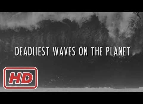 巨大波でワイプアウト