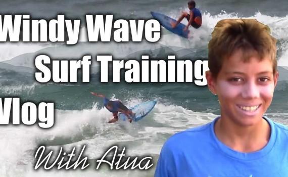 サーフィンHOWTO:キッズサーファーのライディング